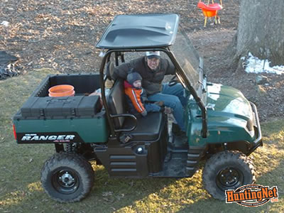 My new Polaris Ranger